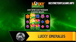 Lucky Emeralds slot by Playtech Origins
