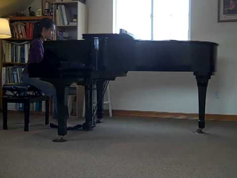 Rachel plays