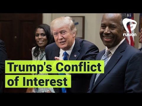 Trump's Housing Policy Conflict of Interest