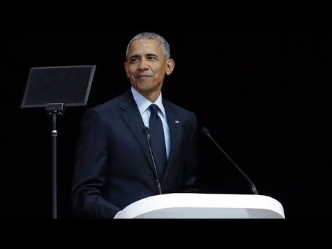 Obama Joins Club of the Super-Rich - Defends Global Capitalism in Lecture
