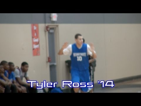 Tyler Ross '14 Lake Central HS Chicago Meanstreets MIX