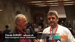 Claude BURDET à LUDOVIA#CH