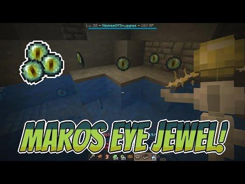 Wynncraft 1.16: How To Get Maros Eye Jewel!