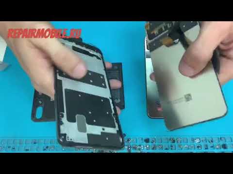 Ремонт и замена экрана на Huawei P Smart Z