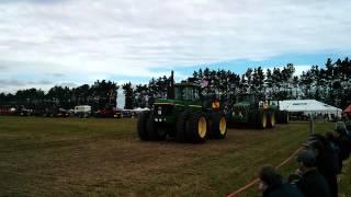 pivot steer tractors