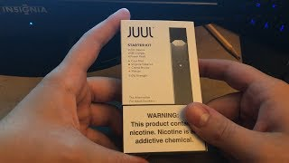 Juul Starter Kit - Unboxing and Review!