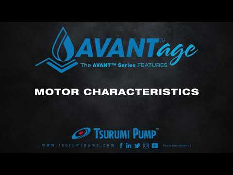 AVANT™ages Motor Characteristics