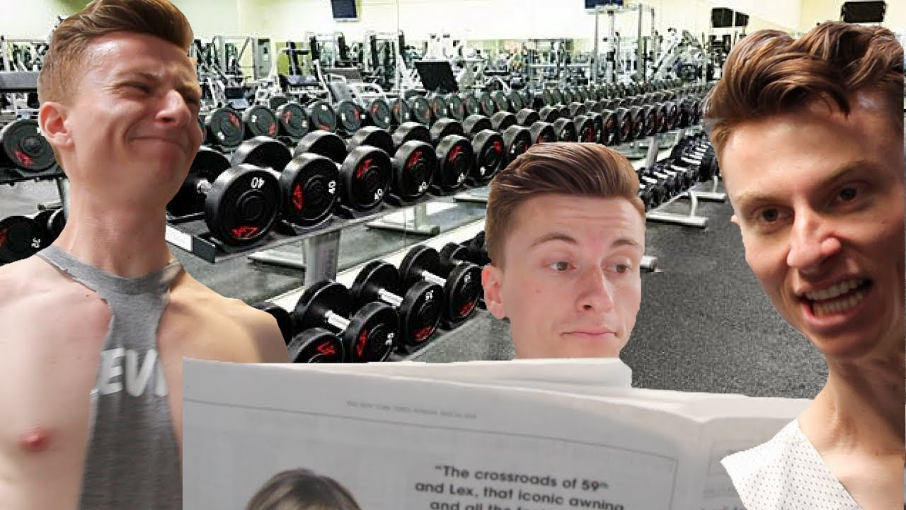 types-of-guys-at-the-gym