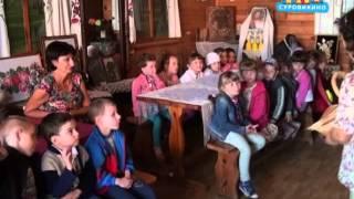 В суровикинском музее прошел урок истории