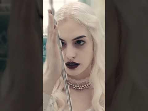 Anne Hathaway Whatsapp Status | Alice in the Wonderland | Princess Anne Hathaway 2021