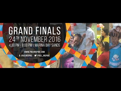 Project Inspire 2016 Grand Finals - Live Stream
