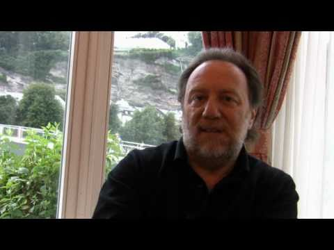UE Mahler Interview with Riccardo Chailly Part 1 of 2