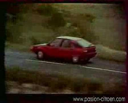 publicit citroen bx youtube. Black Bedroom Furniture Sets. Home Design Ideas