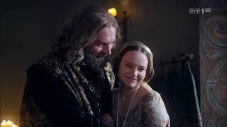 """""""Korona królów"""" – Małżeńskie obawy Jadwigi – scena z odc. 239"""