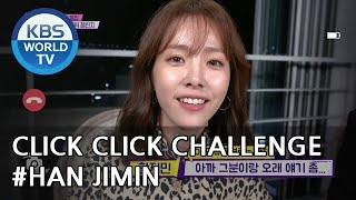 Han Jimin's Click Click Challenge [Happy Together/2018.10.25]