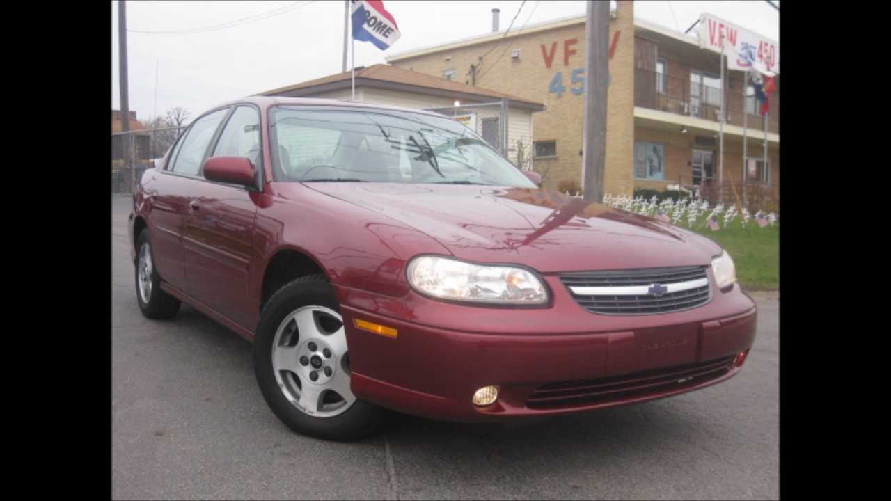 used cars for sale alsip chicago 2002 chevy malibu ls youtube. Black Bedroom Furniture Sets. Home Design Ideas