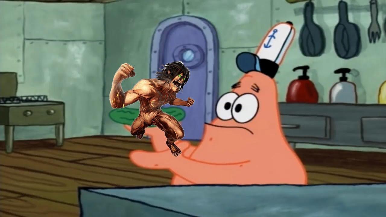 Patrick that's a Titan