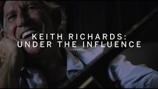KEITH RICHARDS: UNDER THE INFLUENCE Trailer | Festival 2015