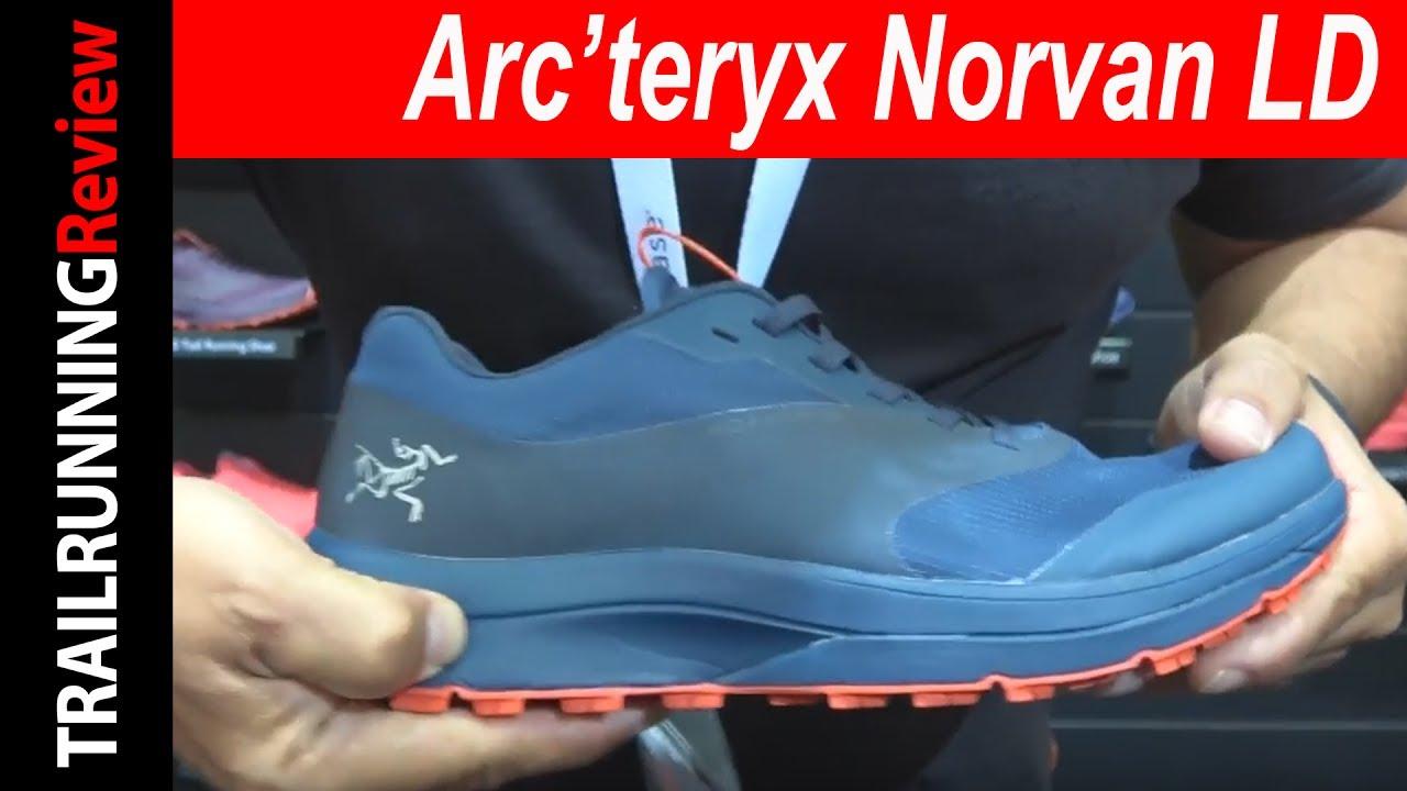 Arc'teryx Norvan LD Preview