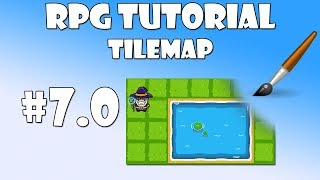 #7.0 Unity RPG Tutorial - Tilemap