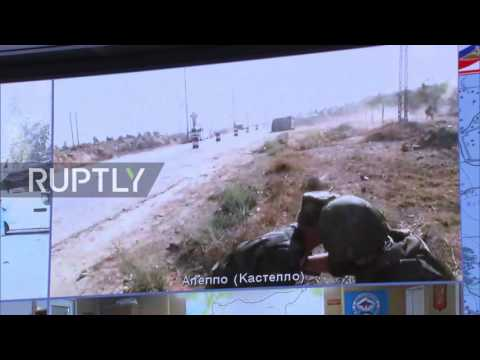 Russia: Russian soldiers in Aleppo attacked during video conference with Moscow