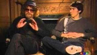 Dhani Harrison & Jeff Lynne - Interview On Canada AM 2002 (Part 1)