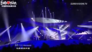Kaliopi- Crno i belo(黑与白)(Chinese subtitle)