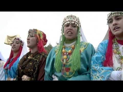 Taskiwin, martial dance of the western High Atlas