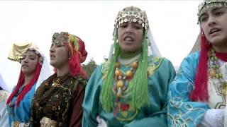 Taskiwin, martial dance of the western High Atlas