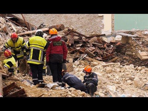Immeubles effondrés à Marseille : suivez en direct la conférence de presse