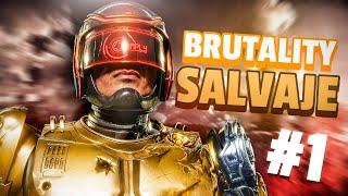 🤮El BRUTALITY MÁS SALVAJE (SOLO PARA VALIENTES) | TODOS LOS BRUTALITIES (PARTE 1) - Mortal Kombat 11