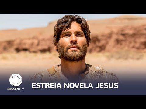 Saiba tudo sobre a novela Jesus, nova superprodução da Record TV