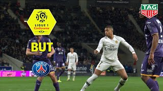 But Kylian MBAPPE (74') / Toulouse FC - Paris Saint-Germain (0-1)  (TFC-PARIS)/ 2018-19