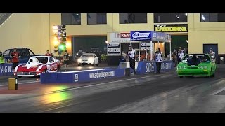 DRAG RACING FINALS ATURA BLACKTOWN CHAMPIONSHIP SERIES ROUND 2 SYDNEY DRAGWAY 5.3.2016