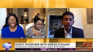 Diamond and Silks full interview with Dinesh D'Souza