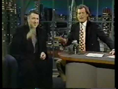 David Lynch interview on Late Night (1991)