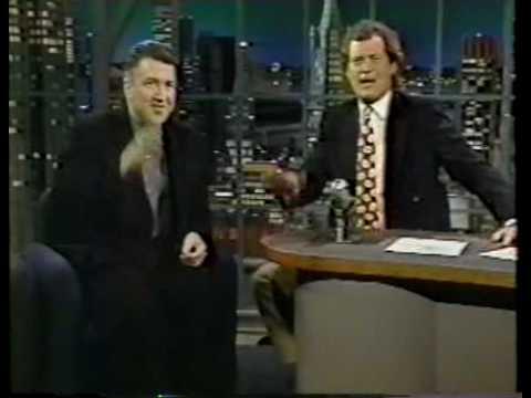 David Lynch  on Late Night 1991