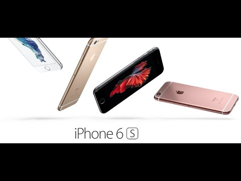 Առաջին տպավորություններ IPhone 6S.