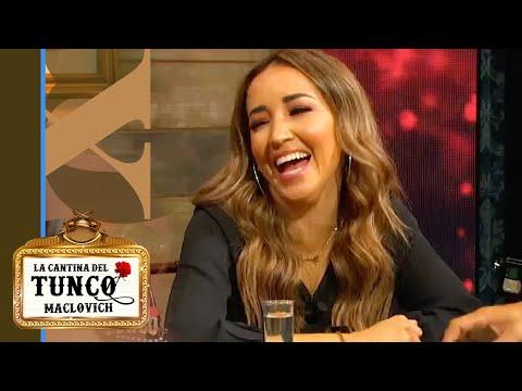 ¡Belinda Urías recordó cuándo fue su última vez! | La cantina del Tunco Maclovich | Bandamax