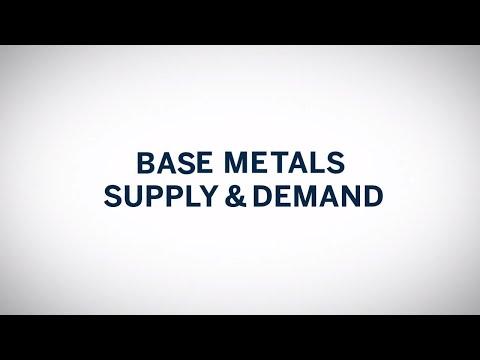Base Metals Supply Demand