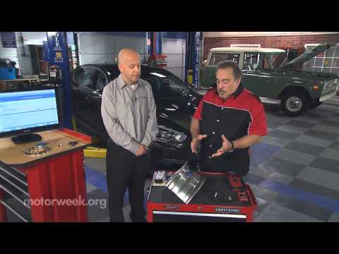 MotorWeek | Goss' Garage: Buying TPMS Sensors w/ RockAuto.com