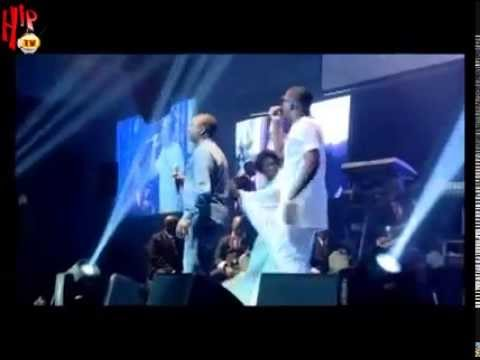 OLAMIDE AND KWAM1 JOINT PERFORMANCE AT K1 UNUSUAL CONCERT