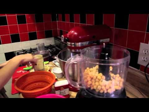 Krrb Presents Quick Tips — How To Make Hummus