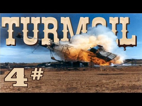 Turmoil - Desert's best Lands with oil! Just avoid oil spill | part 4 | Let's Play - Gameplay