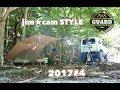 ジムニーキャンプ2017#4 Jimny Camp