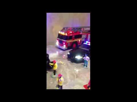 Emergency Vehicle Scene