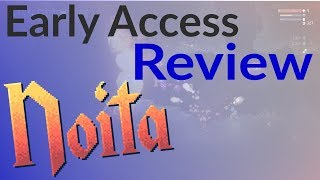 Noita - Early Access Review (October 2019) (Video Game Video Review)
