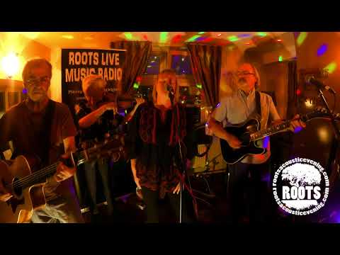 Shiftin' Sands playing live the Wellington Inn Nottingham music   roots live music Video