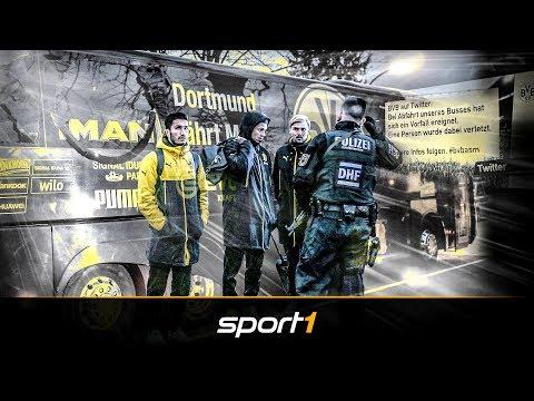 BVB ein Jahr danach: So litt Borussia Dortmund unter dem Bus-Anschlag | SPORT1