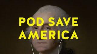 Pod Save America debates impeachment of Trump | Pod Save America recording stream